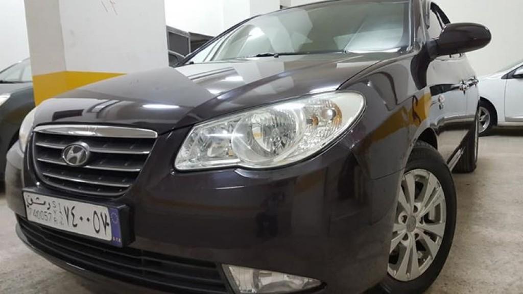 2008 Hyundai Avante