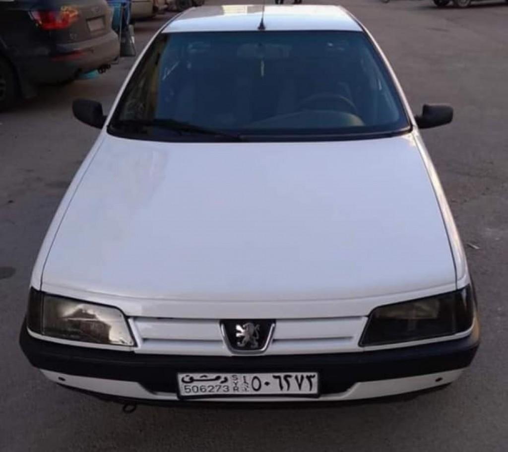 2004 بيجو 405