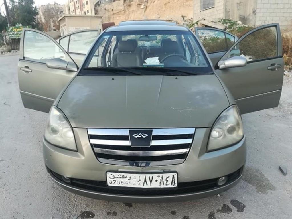 2007 شيري A5