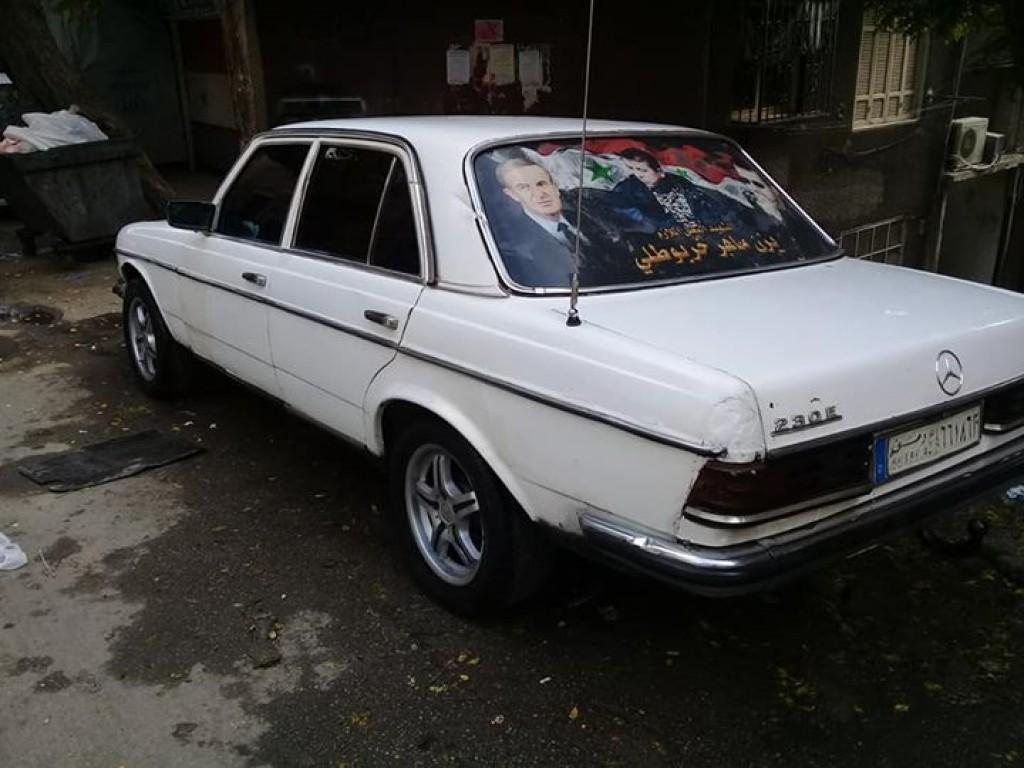 1977 مرسيدس 230