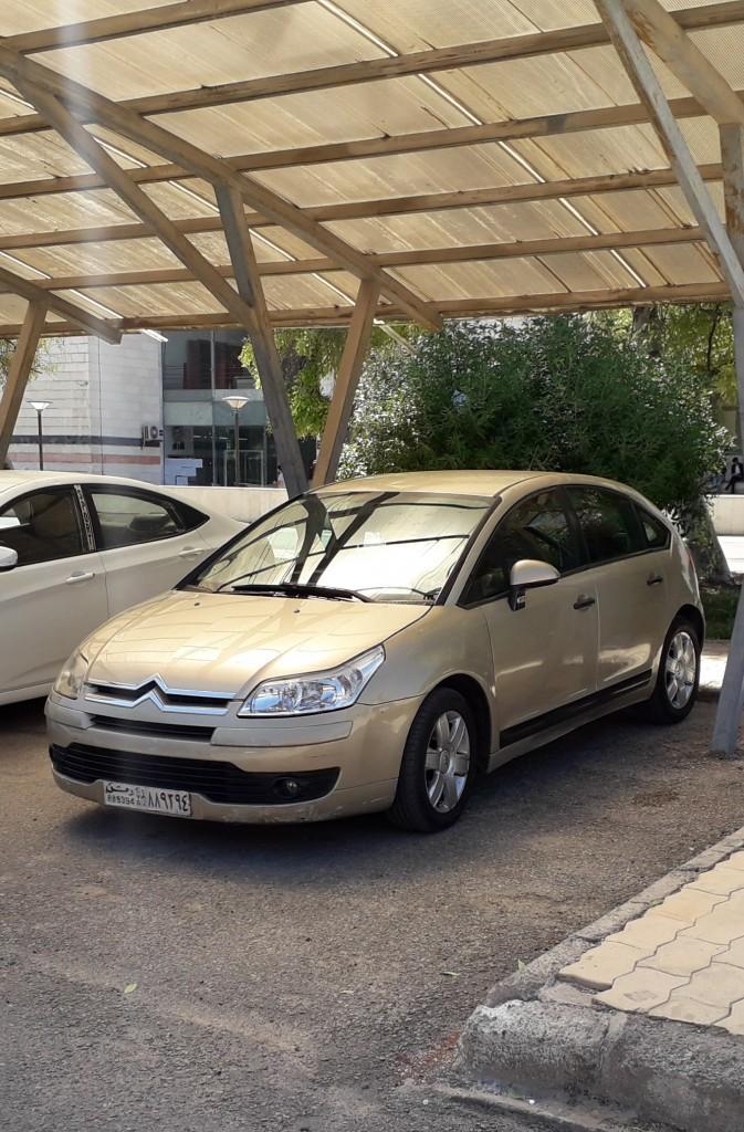 2006 سيتروين سي 4