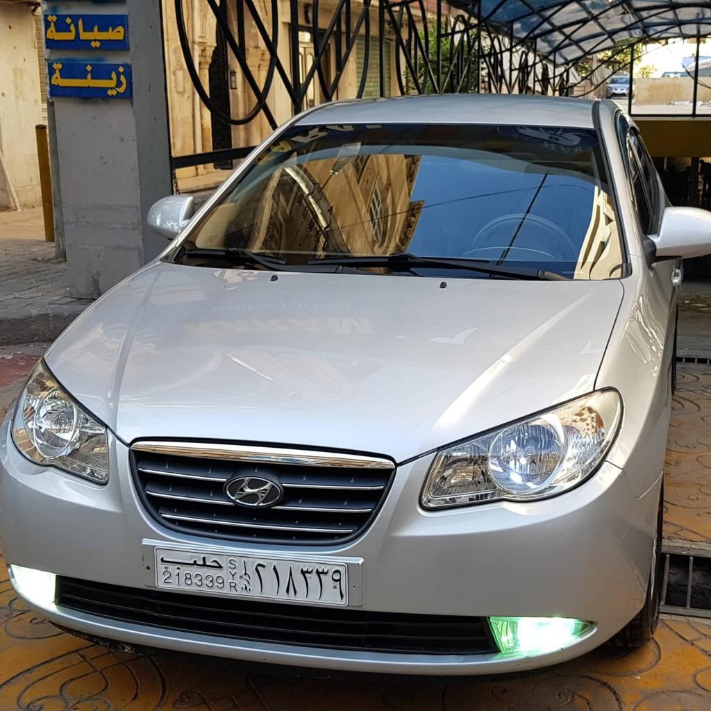 2007 Hyundai Avante