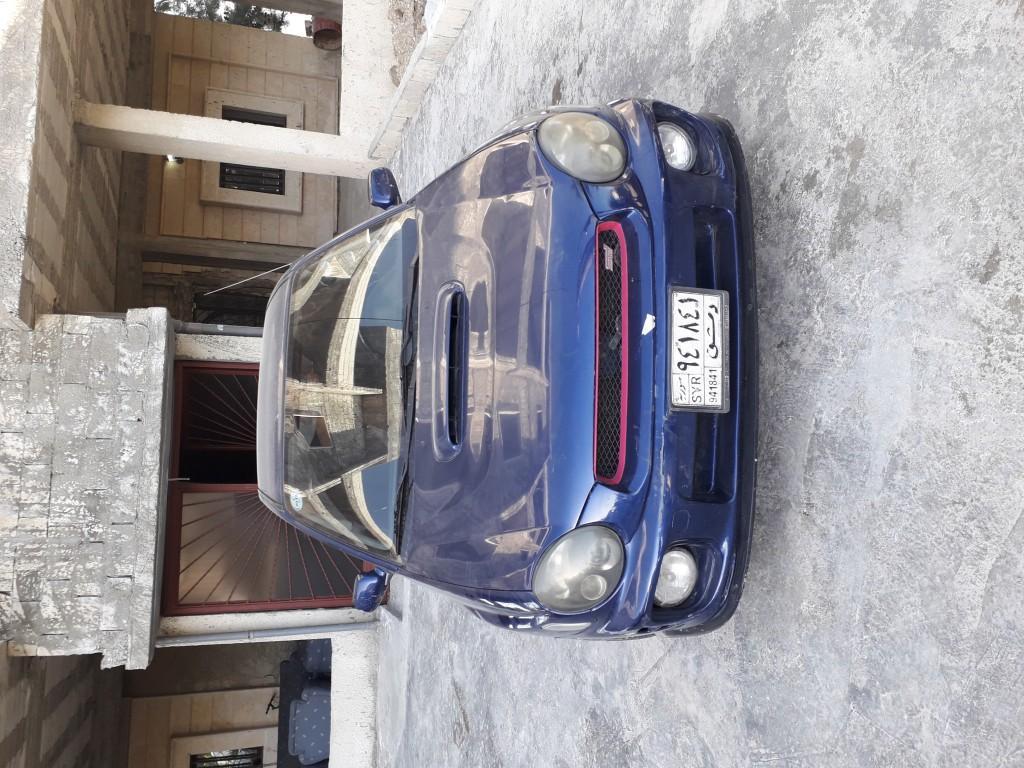 2001 سوبارو XV