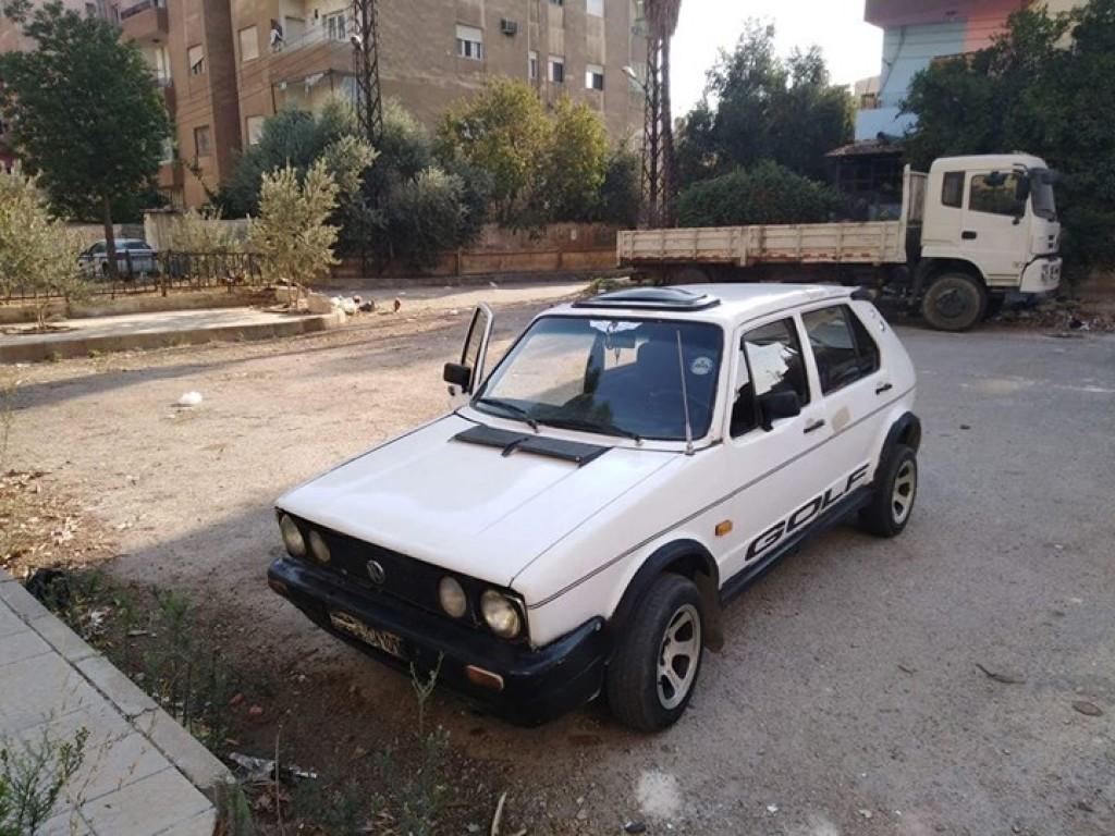 1977 Volkswagen Golf