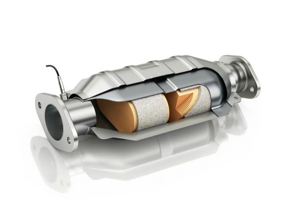 علبة التلوث (البيئه) هي سبب رئيسي لثمانيه اعطال شائعة الانتشار في معظم السيارات