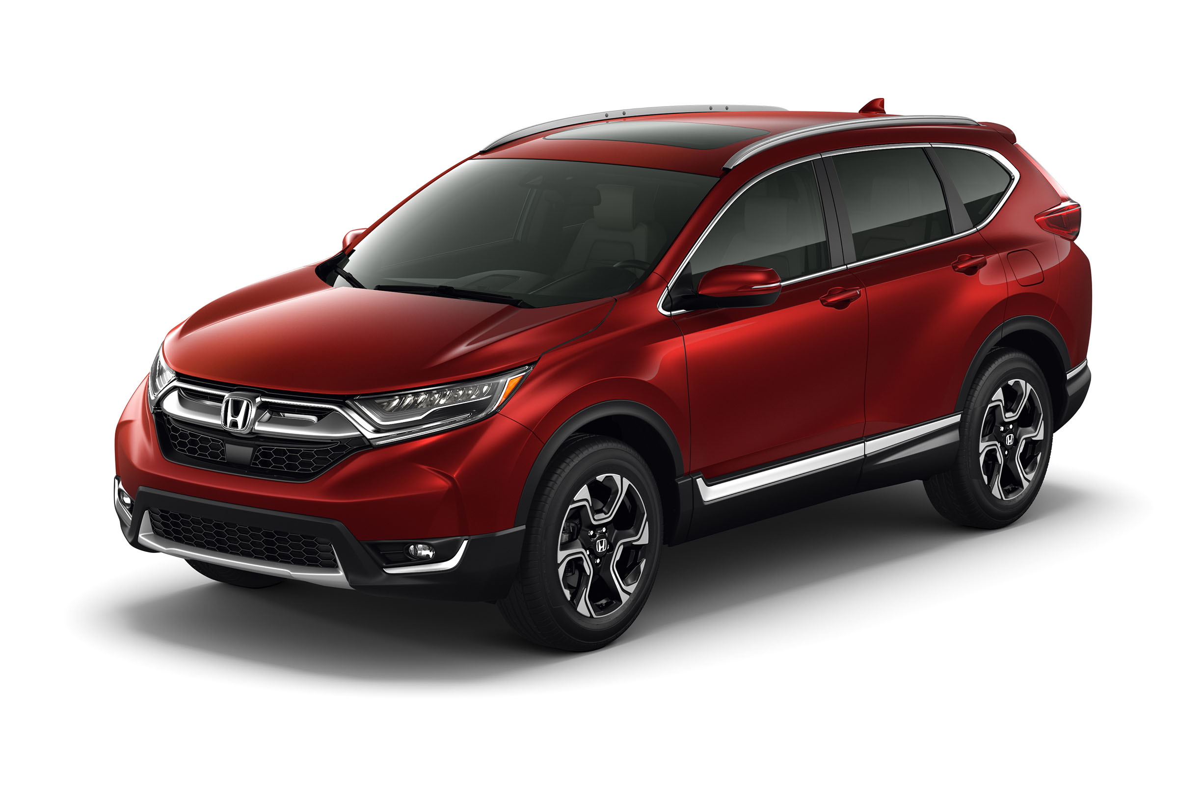 2018 Honda CR-V Hybrid to hit the upcoming Frankfurt motor show