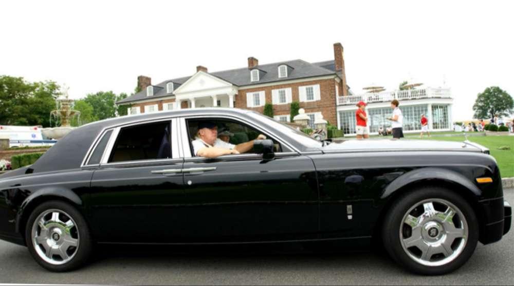 مجموعة سيارات دونالد ترامب