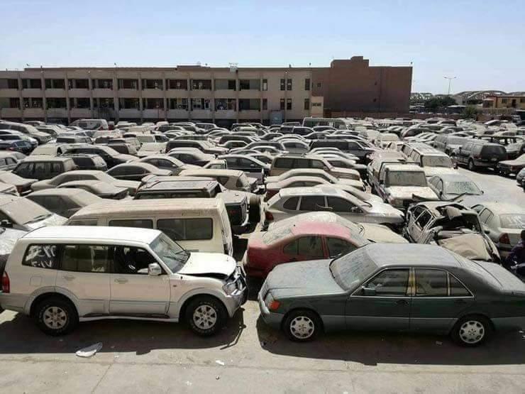 250 سيارة للبيع بالمزاد العلني بدمشق ابتداءً من 500 ألف ليرة