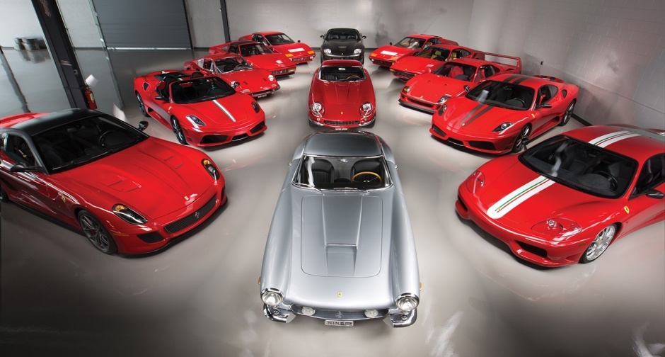 A Ferrari-only auction to celebrate 70 years of Ferrari