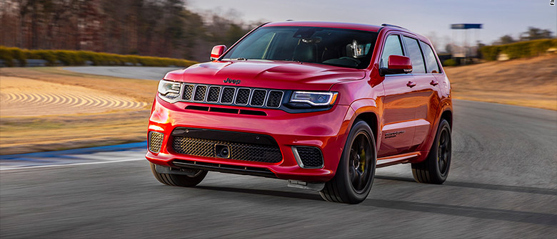 Hennesey all set to unleash the 1000-hp boosted version of Jeep Trackhawke
