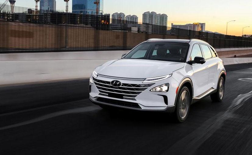 سيارة الدفع الرباعي الجديدة ذات خلايا الوقود الهيدروجيني من هيونداي هل تستطيع المنافسة؟