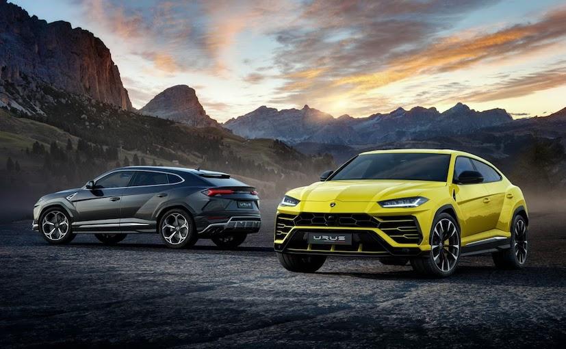 Lamborghini Urus launched as the fastest SUV in the market