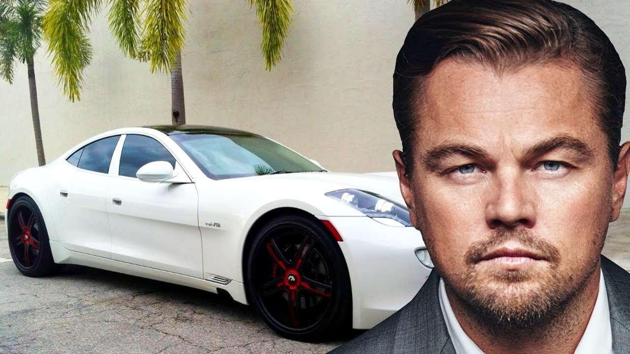 Video: A glimpse of Leonardo DiCaprio's impressive car collection