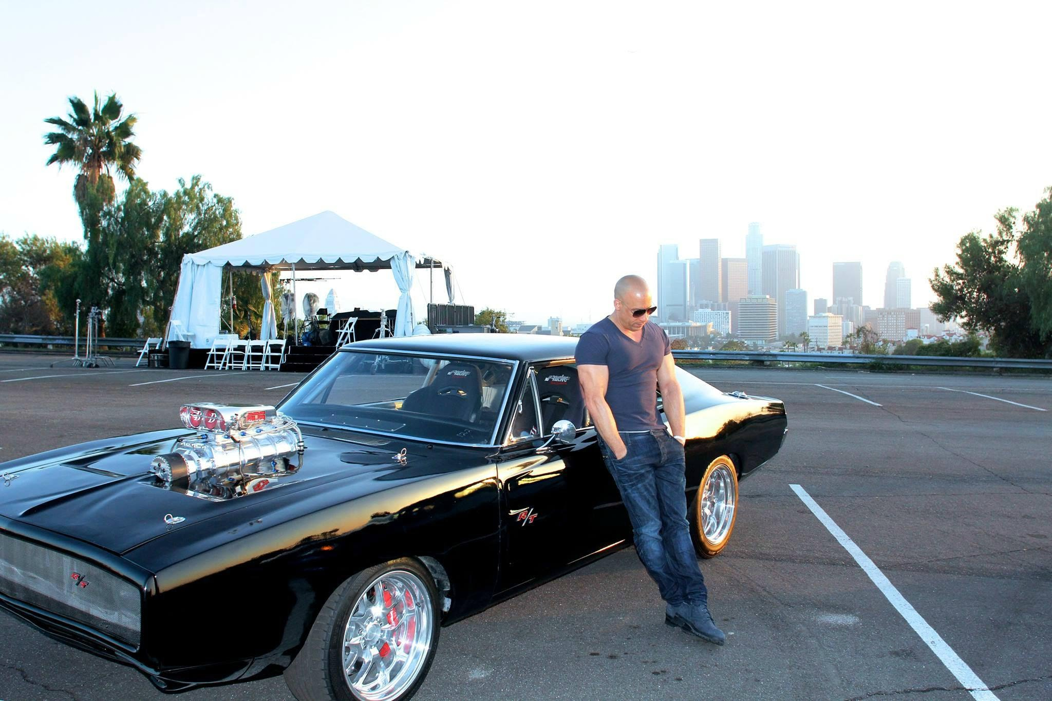 A review of Vin Diesel's 'Fast and Furious' car collection