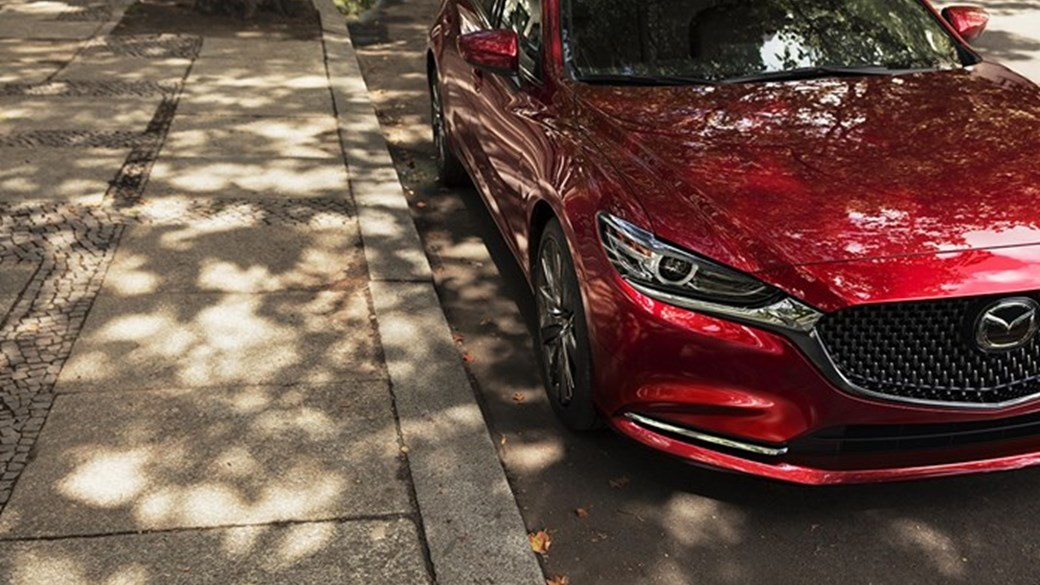 The updated version of Mazda6 to be unveiled at the 2017 Los Angeles Auto Show