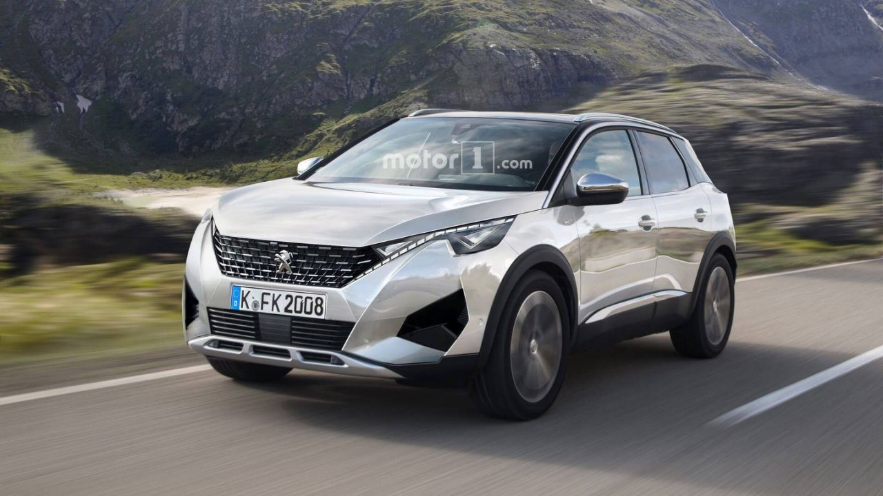 The next-generation Peugeot 2008 to get new improvements