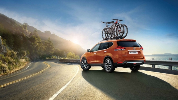 The new Nissan X-Trail combines superior driving experience with advanced safety technology