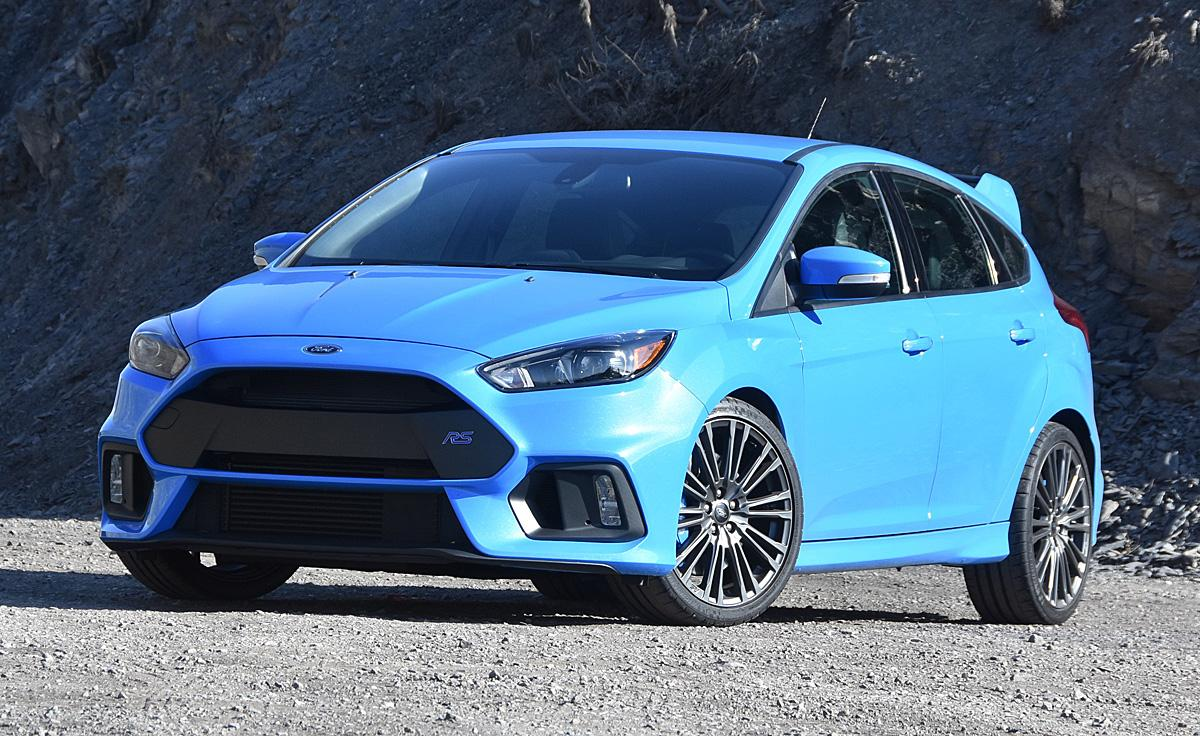 Why Ford Focus RS will dominate the hot hatch market?