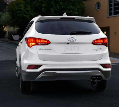 2018 Hyundai Santa Fe Sport The perfect compact SUV for