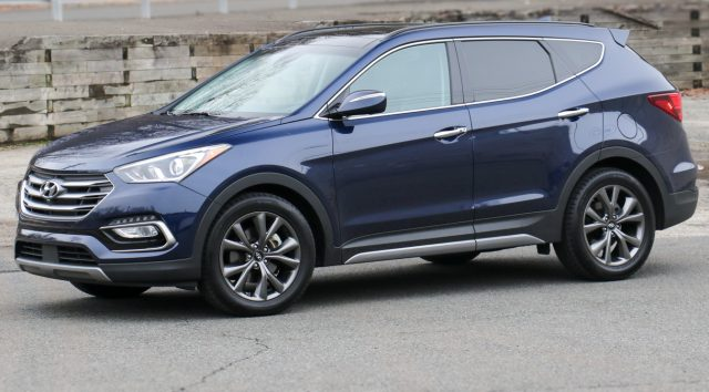 2018 Hyundai Santa Fe Sport: The perfect compact SUV for small families