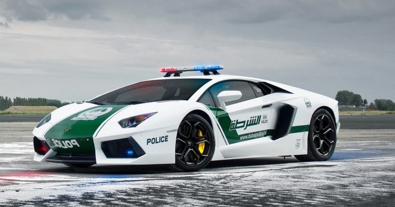 Another Fastest Car Used By Dubai Police That Can Reach The Speed Of  350kp/h. This Car Is Developed By Lamborghini Group. According To CNN, This  Car Was ...