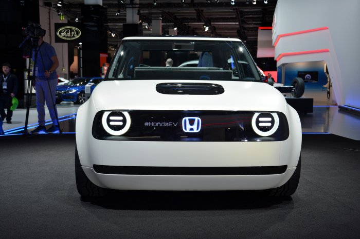 Honda unveils a Sports EV concept as it strengthens foothold in electric car market